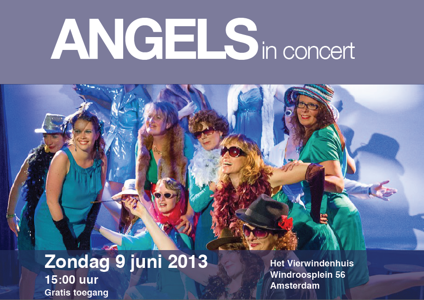 20130609 Angels concert