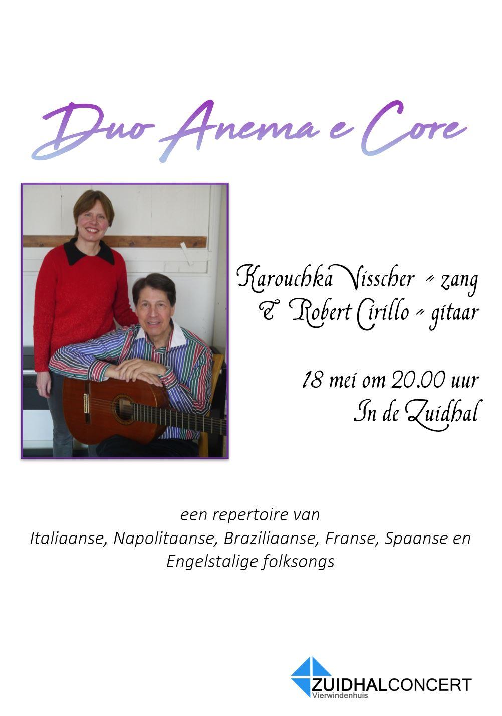 20190518 Duo Anema e Core